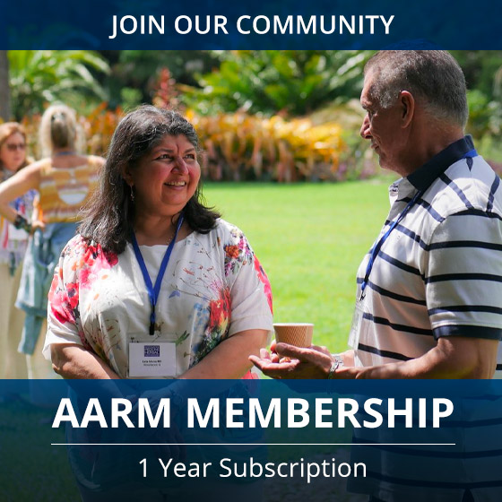 AARM Membership Product Tile